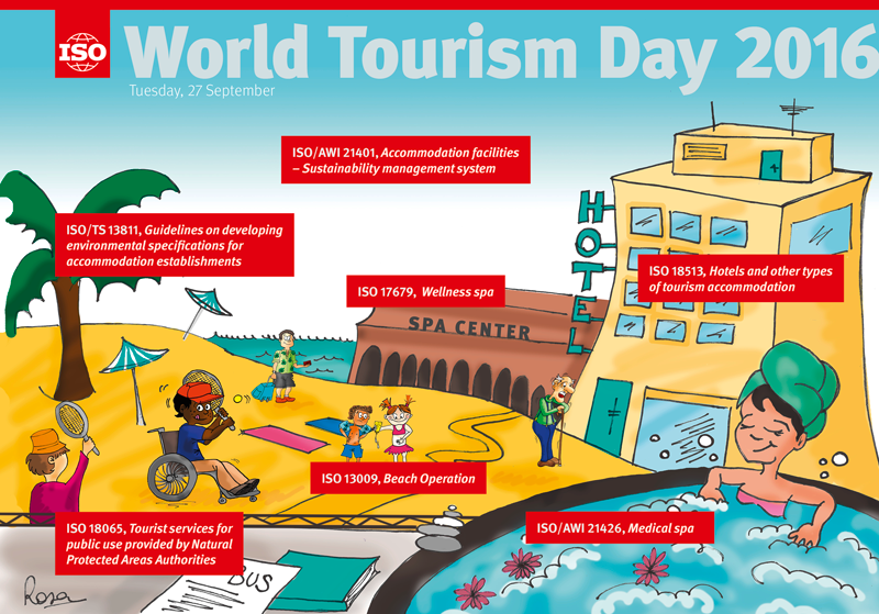 Infographic: World Tourism Day 2016