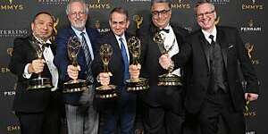 ISO, IEC and ITU's committee for JPEG receives Emmy Award