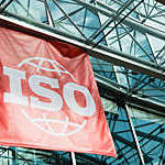 The ISO flag.