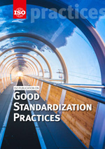Cover page: Good Standardization Practices (GSP)