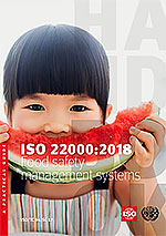 Титульный лист: ISO 22000:2018 - Food safety management systems — A practical guide