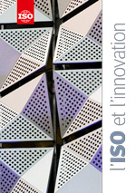Page de couverture: l'ISO et l'innovation