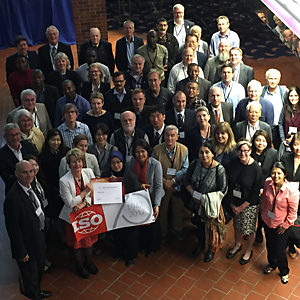 Committee congratulates ISO on its 70th anniversary