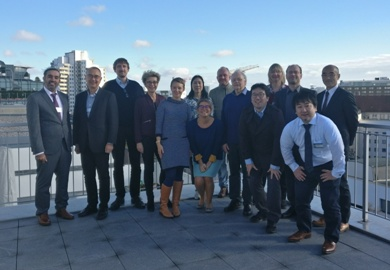 ISO/TC 207/SC 7/WG 11 at Berlin meeting, October 2017.
