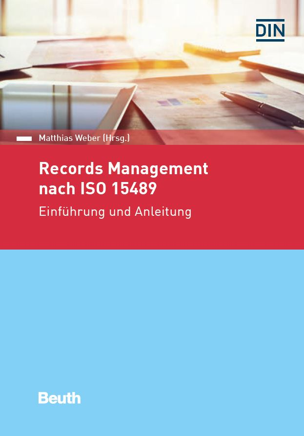 Germany: New publication on ISO 15489